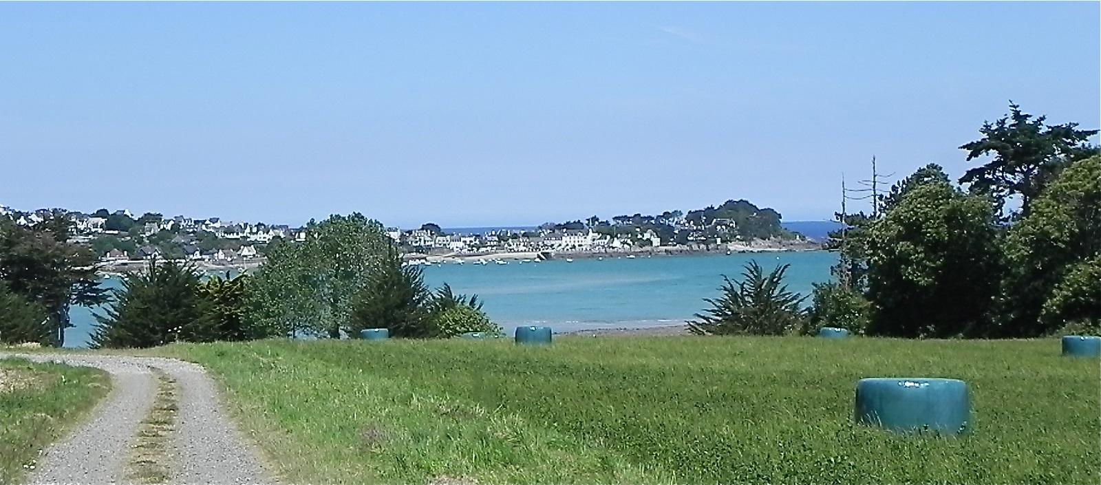 Séminaire Finistere, location de salle Finistere bord de mer : L'ile Blanche à Locquirec